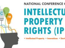 national conference on ipr logo