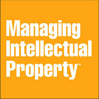 Managing Intellectual Property – Asia Pacific Awards 2018