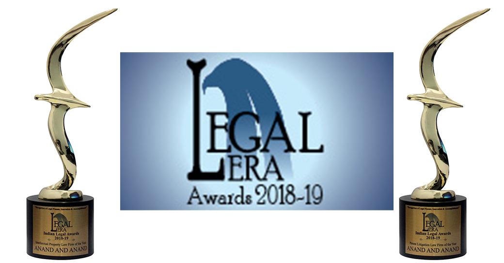 Legal Era Awards 2018-19
