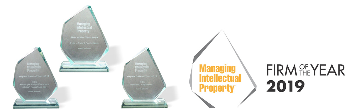 Managing Intellectual Property – Asia Awards 2019