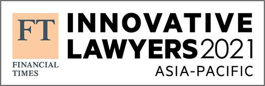 FT Innovative Lawyers 2021 Asia-Pacific