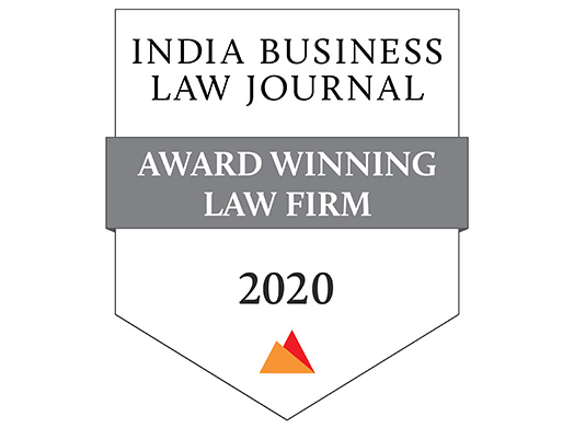 IBLJ Indian Law Firm Awards 2020