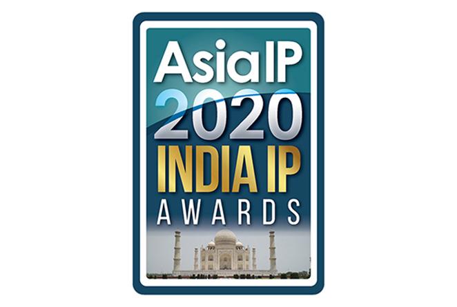 Asia IP India Awards 2020