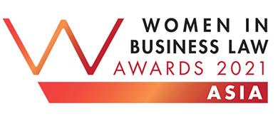 Euromoney's Women in Business Law 2021